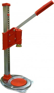 Beer Capper Red Stand