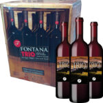 FONTANA  TRIO SERIES Red Wines