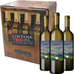FONTANA TRIO SERIES White Wines