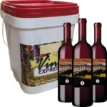 Tosca Vino Express Red 4 week wine kit - 7kg