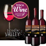 Tosca Valley Red