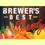 Brewer's Best Shandy