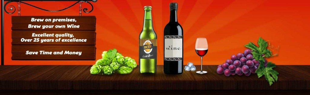 Brew your Own Wine